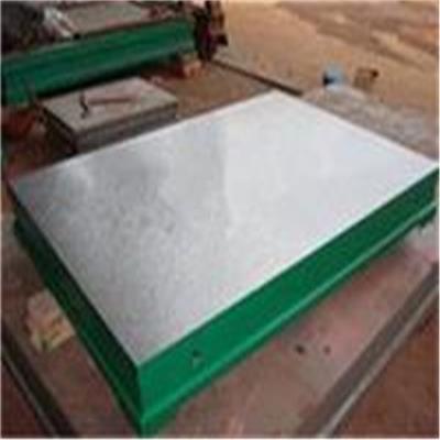 **鉗工T型槽劃線平臺工作臺/檢驗測量裝配焊接試驗鑄鐵平板