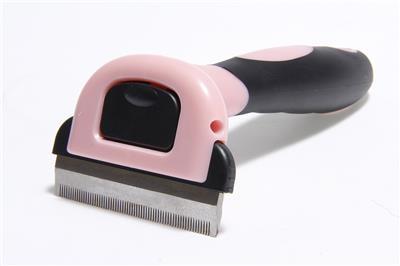 宠物脱毛祛毛梳子头可拆卸3个规格适用于任何犬种宠物清洁用品