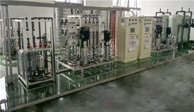 冷却水补水纯水机