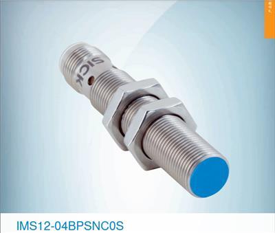 SICK 西克 IMS12-04BPSNC0S 電感式接近傳感器 限位開關