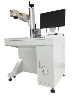 光纖打標機軸承激光刻字大幅面定制款適用于大工件表面刻字