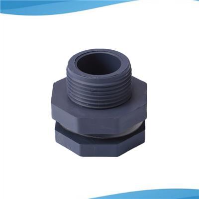 水箱接頭 PVC水桶接頭 水塔接口出水承插式