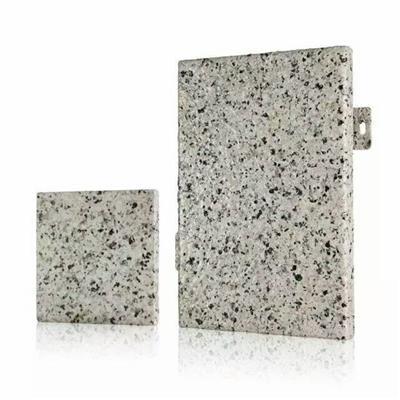 韓城石紋鋁單板廠家