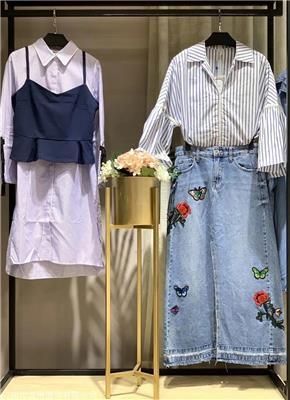 戈莱薇折扣女装厂家直供折扣女装货源哪家好