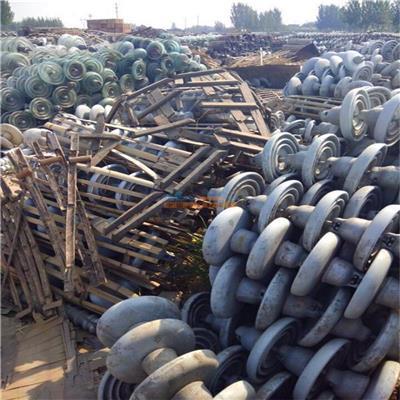 赤峰電力絕緣子回收電力金具回收
