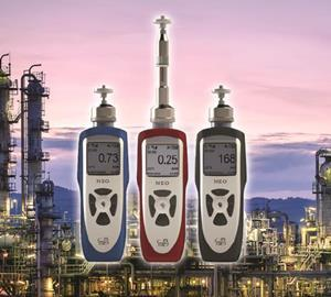 室內空氣質量檢測 便攜式PPB級別TVOC檢測儀