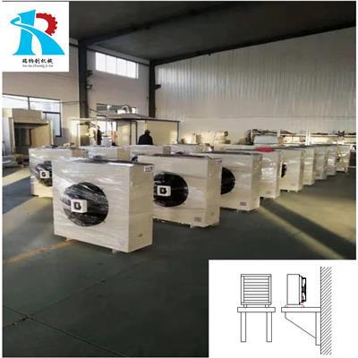 5gs防爆暖風機價格 5gs型熱水暖風機廠家 瑞納創