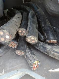 高壓電纜回收按米和按斤