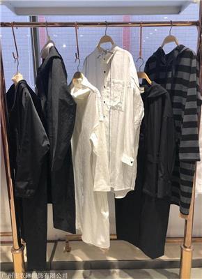 吉吉娜2020年秋冬新款折扣女装厂家直销