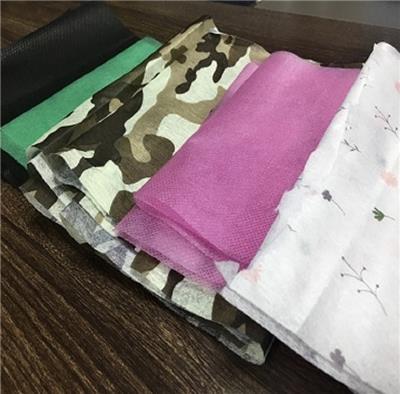 **各种风格丙纶纺黏无纺布
