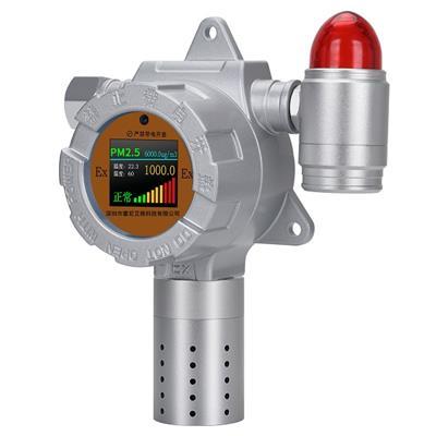 插入式粉塵濃度檢測儀變送器