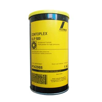 克魯勃多用途潤滑脂CENTOPLEX GLP500天津克魯勃膠水總代理
