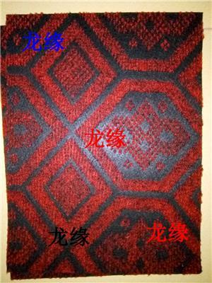 提花工程地毯