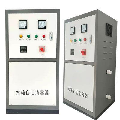 河北國潤水箱自潔消毒器外置式水箱水處理機ZM-1WTS-2