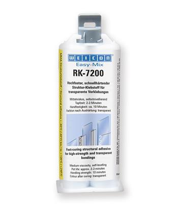 德國威肯/WEICON密封膠易混合型 RK-7200中國威肯膠水總代理