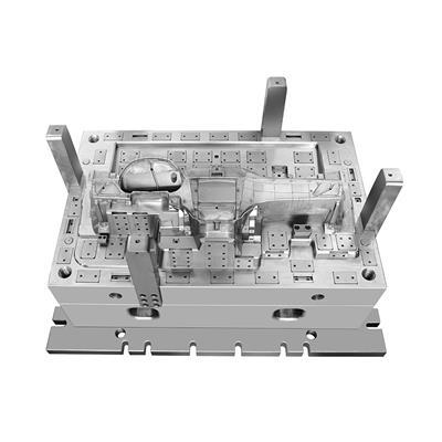 上汽通用五菱CN100MCE儀表板主體模具