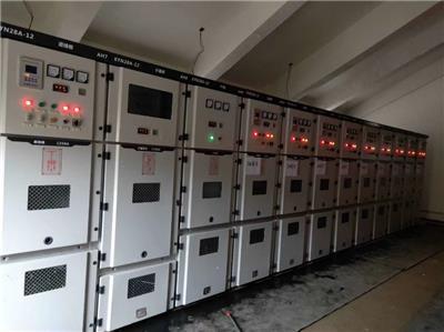四川甘孜州高壓柜廠家** HXGN-12環網柜、KYN28-12中置柜、高壓電纜分支箱-鑫敦電氣