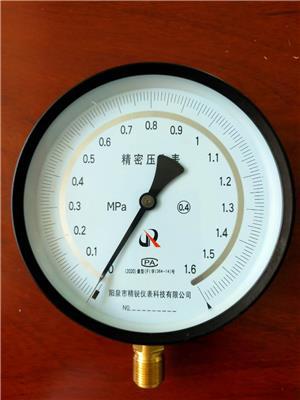 精密壓力表YB150