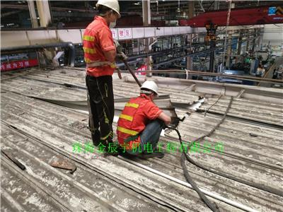 廠房 建筑物 鋼結構 舊設備設施*清拆工程公司 等離子切割焊接服務