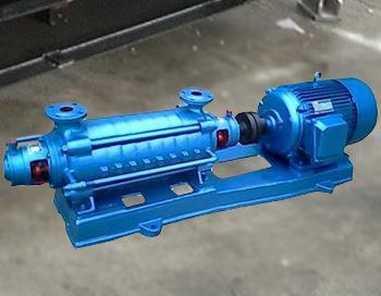 臥式二次構造柱泵產品介紹  **泵