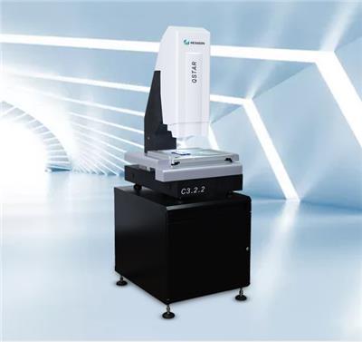 廣東半自動2.5次元影像測量儀