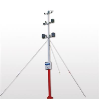 自動景區氣象站