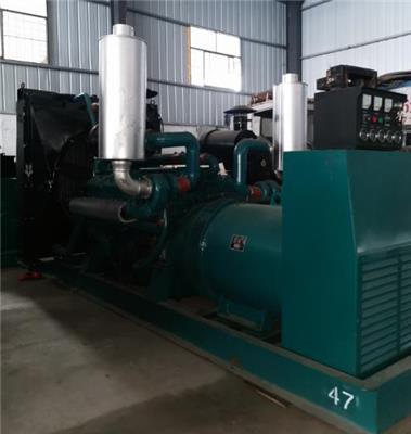 轉800千瓦二手柴油發電機組**處理 供應