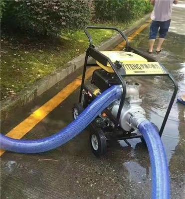 果園灌溉柴油機水泵4寸YT40DPE-2