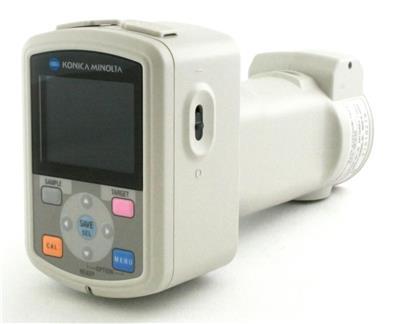 柯尼卡美能達CM-2300D色差機維修