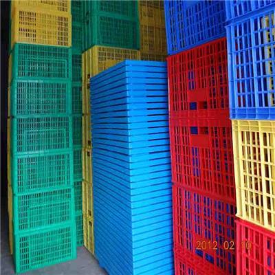 信陽全新料塑料周轉箱價格 方盆 廠家價格