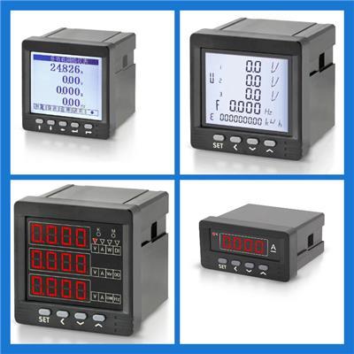 多功能電力儀表ZPAC604說明書