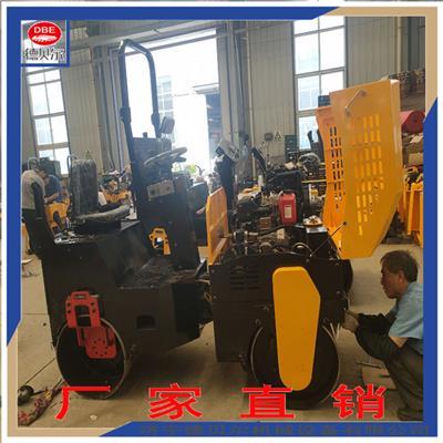 德貝爾 小型壓路機的生產廠家