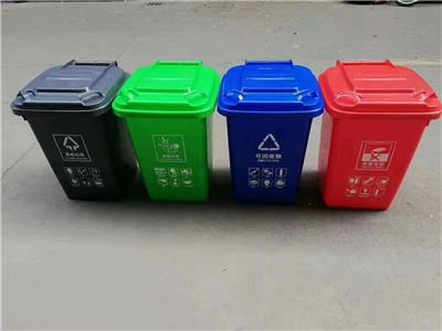 廣東分類垃圾桶 膠桶 **抗沖擊