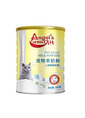 宠物猫喝宠物羊奶粉的好处