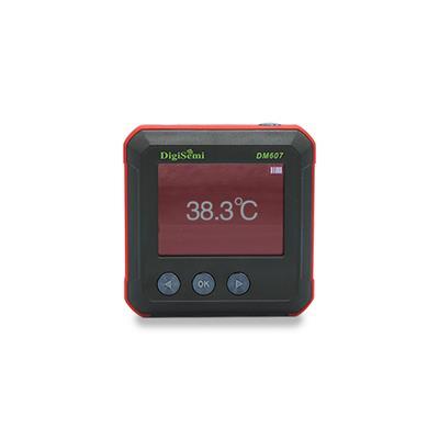DM607體溫篩查測溫儀 智能自動紅外感應測溫高溫預警