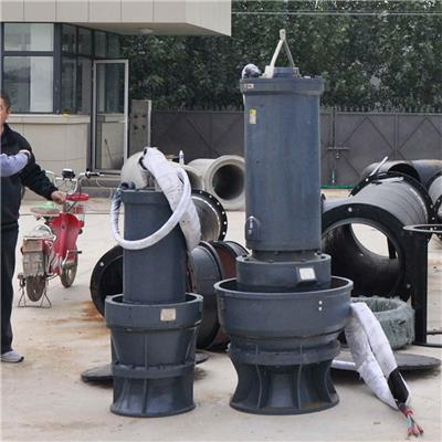低轉速大流量混流泵 舊泵站換泵
