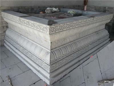 镇江佛台石雕厂家 石雕香案佛台 美观坚固耐用 免费设计 五年质保