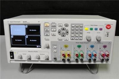 keysight 直流電源分析儀N6705B