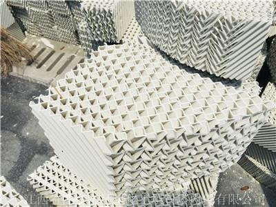 江西萍鄉生產陶瓷波紋規整填料應用于寧夏14500噸/年氯代酯項目系列陶瓷波紋填料