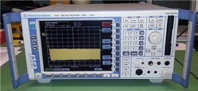 回收羅德與斯瓦茨ESCI3 ESCI7 EMI測試接收機