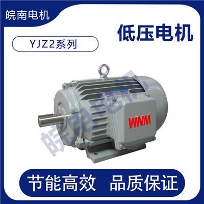 武威皖南電機銷售點 YJZ2系列機床用三相異步電動機 代理商聯系電話
