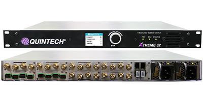 昆泰 L波段射頻矩陣切換器  QX1 2200V