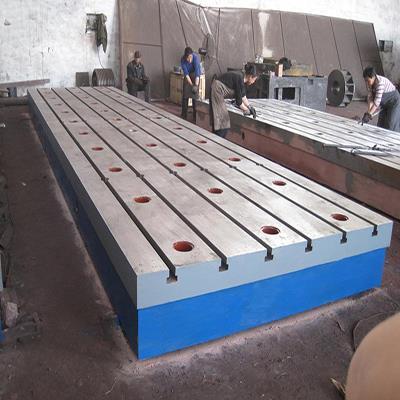 T型槽平臺北重廠家供應