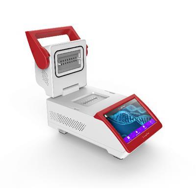 Q160型便攜式熒光定量PCR儀  非洲豬瘟檢測儀