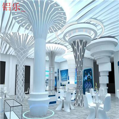 鳳城穩定的弧形包柱鋁單板工廠