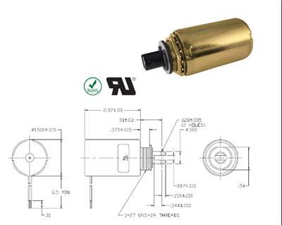 全新供應 LT12X19-C-24D 螺線管 Guardian Electric