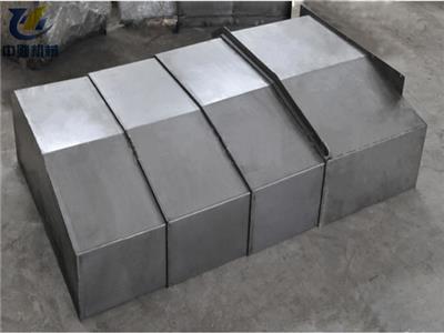大河數控V650L加工中心Y軸鋼板防護罩報價