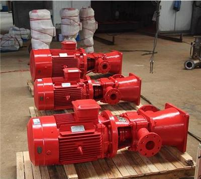 鶴壁市自吸消防泵 消防泵的廠家 噪聲低