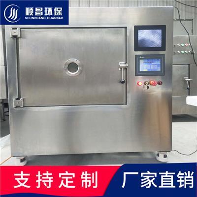 天津大學科研中試微波真空干燥箱-微波實驗機