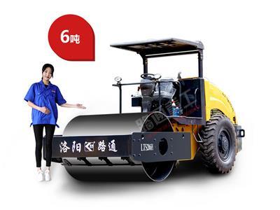 洛陽路通LTS206H 6噸壓路機 小型壓路機 小壓路機 無級變速單鋼輪壓路機 雙鋼輪壓路機經銷商